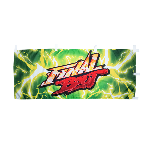 Final Bout Nobori - Lightning [Color Options]