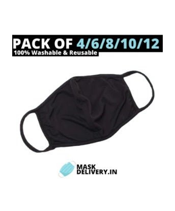 FACE PROTECT - REUSABLE & WASHABLE FACE MASKS
