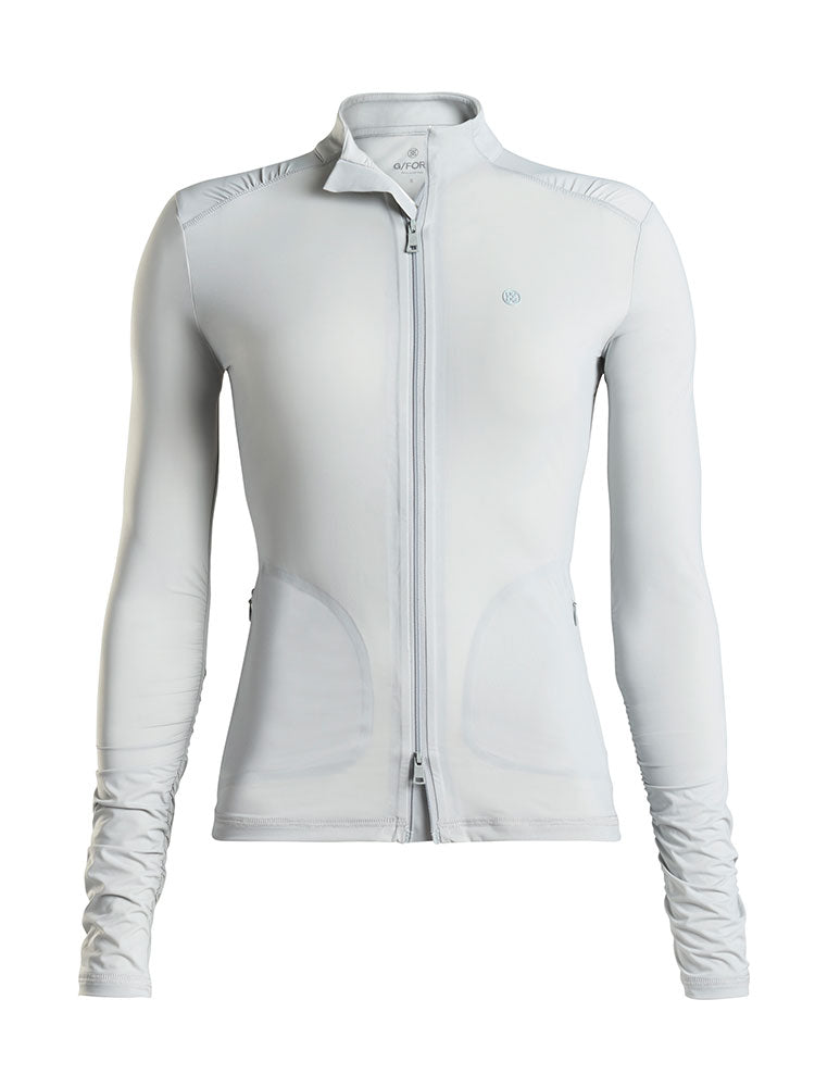 지포어 페더웨이트 풀 집업 G/FORE  Feather Weight Full Zip - WOODHOODGOLF