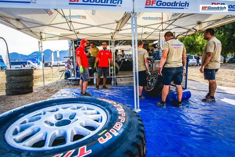 BFGoodrich Off-Road Driving