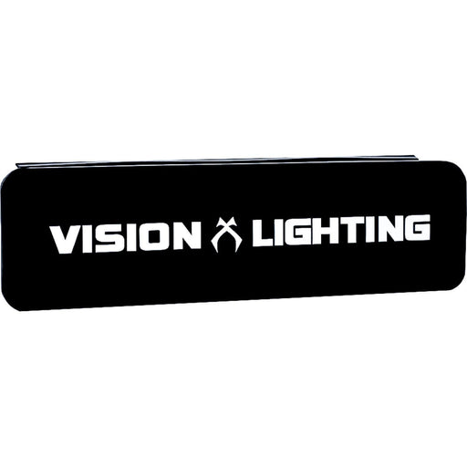 "12"" XPR Black Street Legal Light Bar Cover"