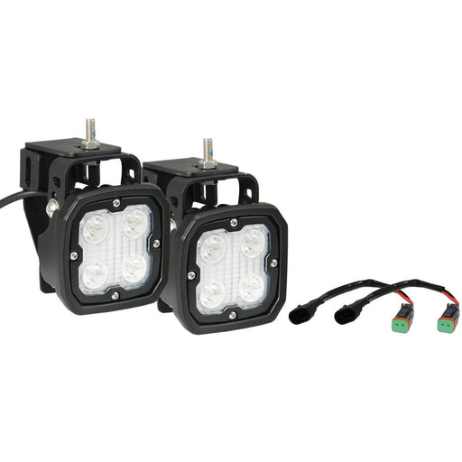 1999-2016 Ford Super Duty Fog Light Upgrade Kit (with DURA-410 Lights)