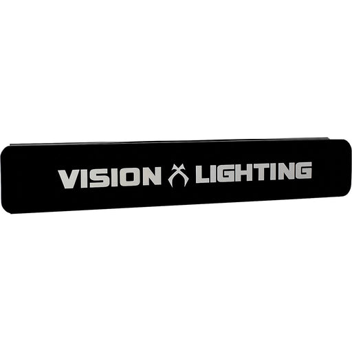 "19"" XPR Black Street Legal Light Bar Cover"