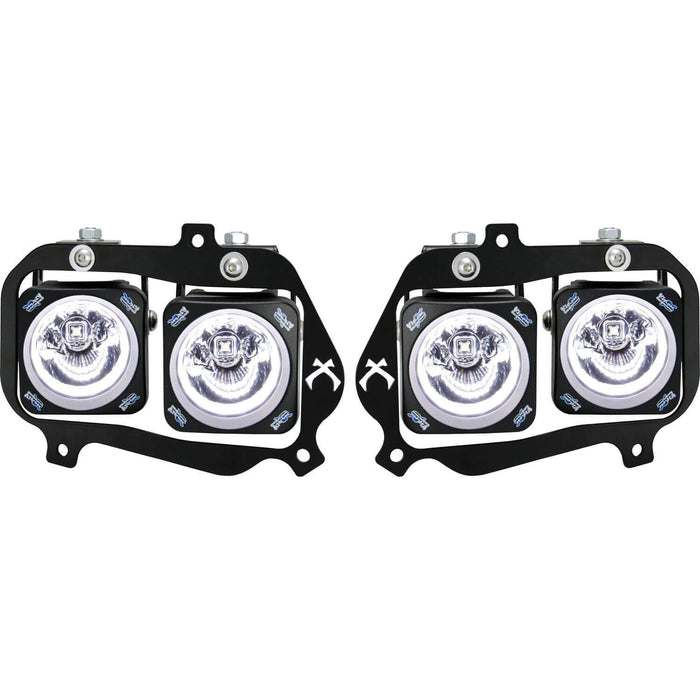2008-2019 Polaris RZR/ General (900/S/4/570/170) Factory Headlight Upgrade Kit (with 4 XIL-OPR110)