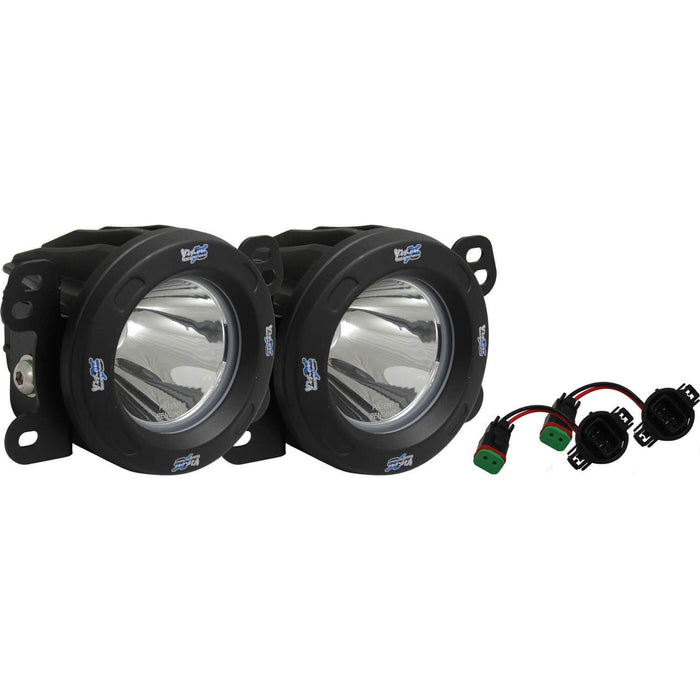 2010-2017 Jeep JK Fog Light Kit (with XIL-OPR110)