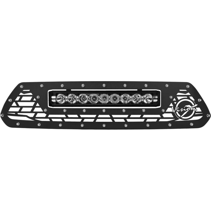 2012-2015 Toyota Tacoma Light Bar Grille (with XPR-9M)