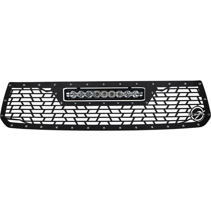 2014-2017 Toyota Tundra Light Bar Grille (with XPR-9M Light)