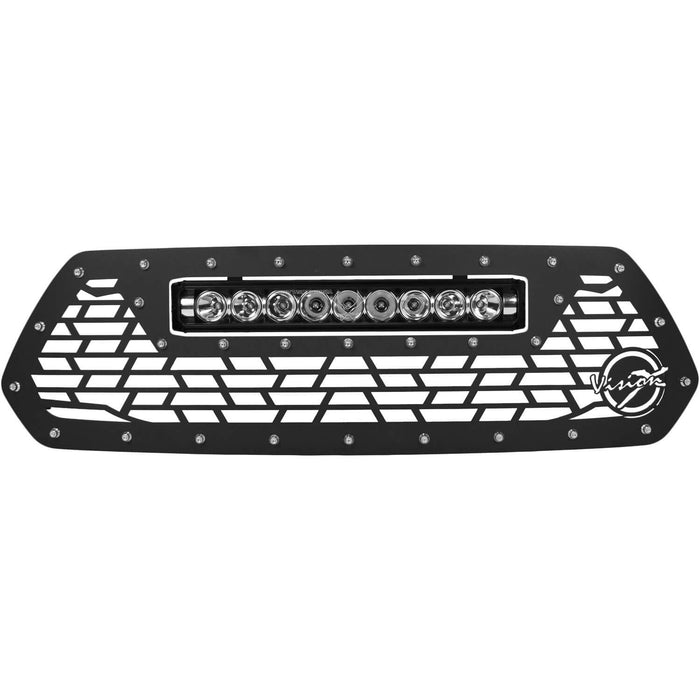 2016-2020 Toyota Tacoma Light Bar Grille (with XPR-9M Light)