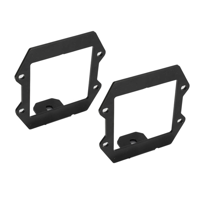 2019-2020 Ford Ranger Foglight Brackets with Pigtails