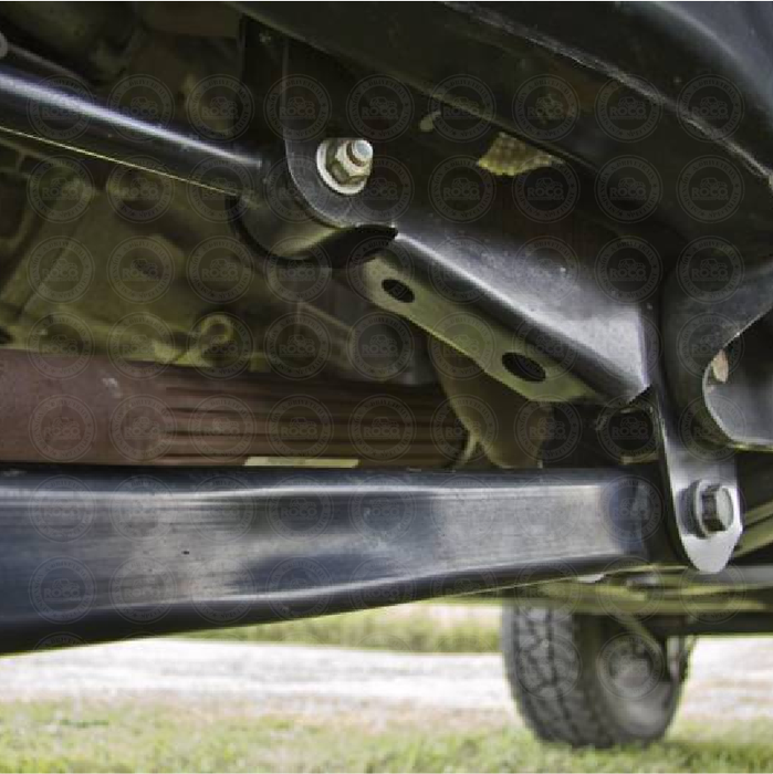 Control Arm Correction Bracket Kit | Wrangler JK