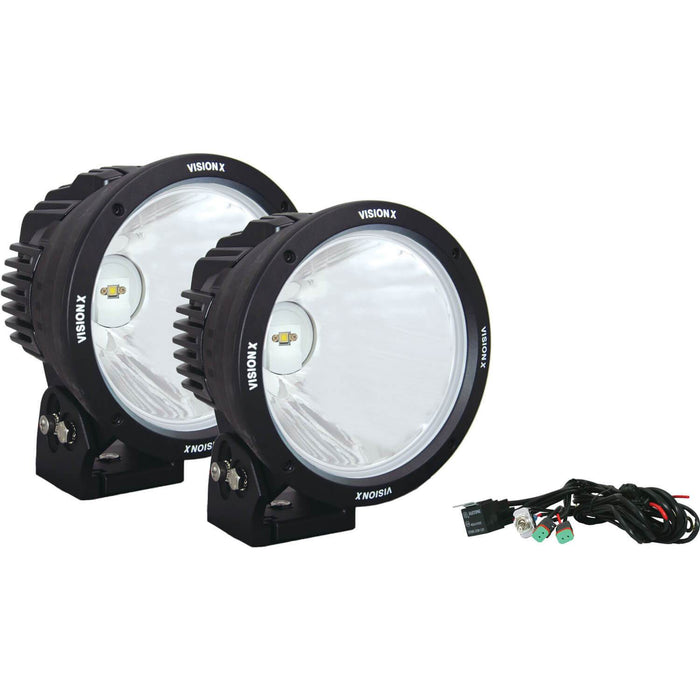"8.7"" LED Light Cannon Kit"