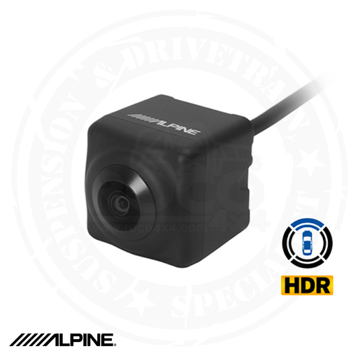 ALPINE Multi-View High Dynamic Range (HDR) Front Camera - HCE-C2600FD