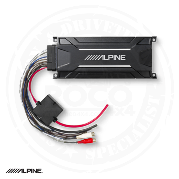 PRE ORDER ALPINE Weather-Resistant Side-by-Side Sound System - PSS-SX01