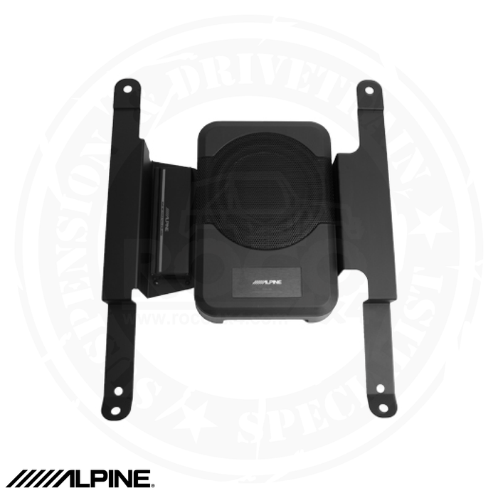 ALPINE Powered System Upgrade for 2014-20 Toyota 4Runner - PSU-300FRN