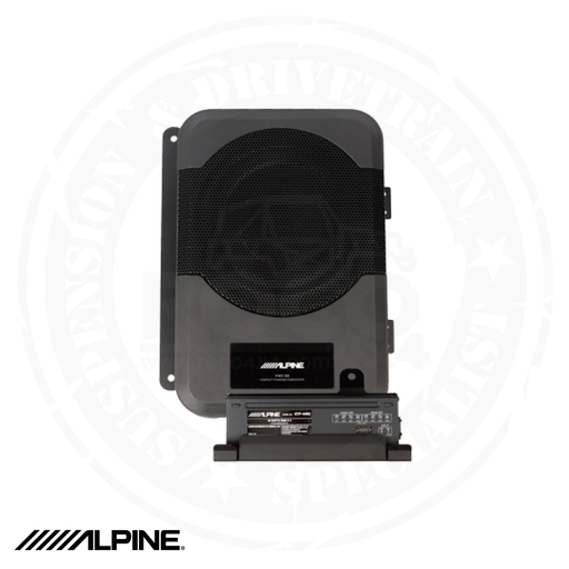 ALPINE Powered System Upgrade for 2016-19 Toyota Tacoma 4-Door - PSU-300TCM