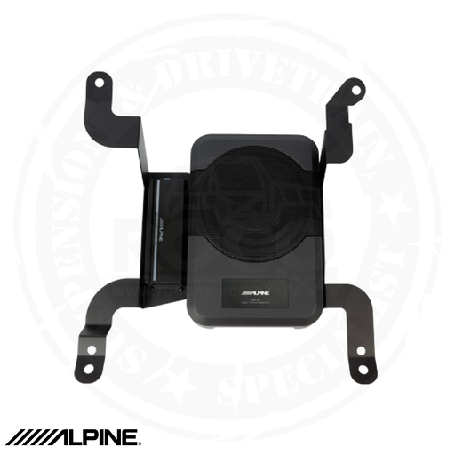 ALPINE Powered System Upgrade for 2014-2020 Toyota Tundra - PSU-300TND