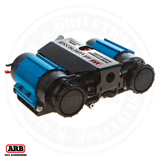 ARB high Performance Twin On-Board Compressor 12V - CKMTA12