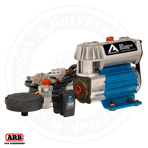 ARB Air Locker Activation Compressor System - CKSA12
