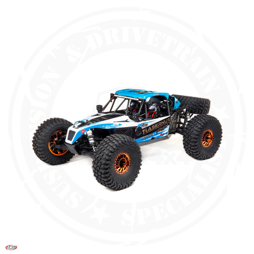 Losi Lasernut 1/10 U4 4WD Brushless RTR with Smart ESC - LOS03028T1, LOS03028T2