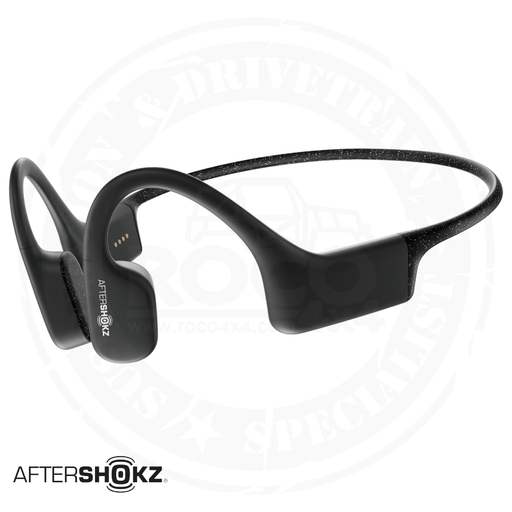 AfterShokz Xtrainerz Waterproof Open-Ear Bone Conduction Wireless Sport Headphones