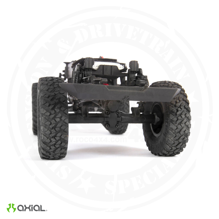 AXIAL 1/24 SCX24 2019 Jeep Wrangler JLU CRC 4WD Rock Crawler Brushed RTR - AXI00002