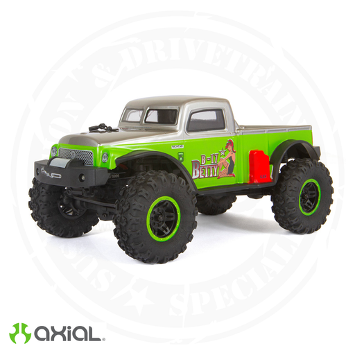AXIAL SCX24 B-17 Betty Limited 1/24 4WD-RTR Green - AXI00004