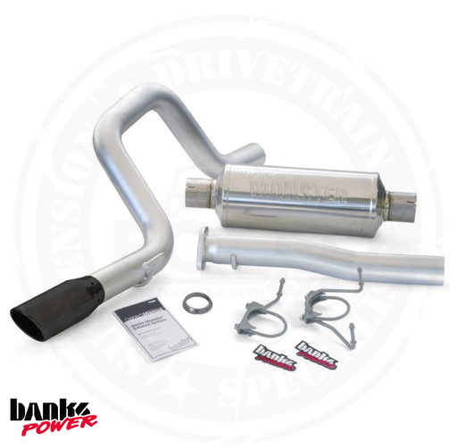 Banks Power Monster Exhaust System - 48142-B