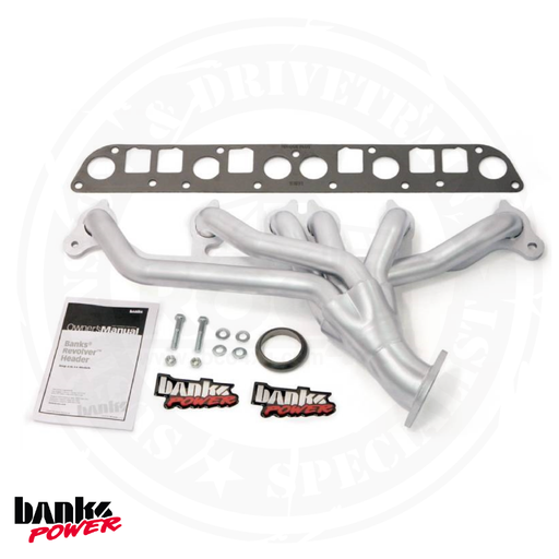 Banks Power Revolver Exhaust Manifold System - 51327