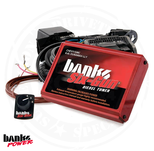 Banks Power Six-Gun Diesel Tuner - 63767