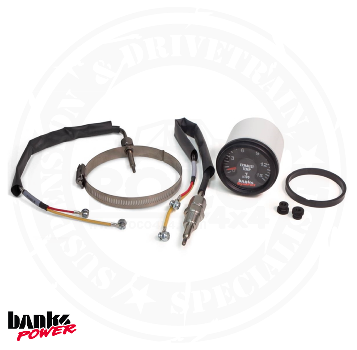 Banks Power Pyrometer Kit - 64002