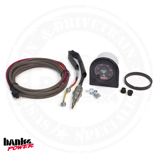 Banks Power Pyrometer Kit - w/Probe - 64200