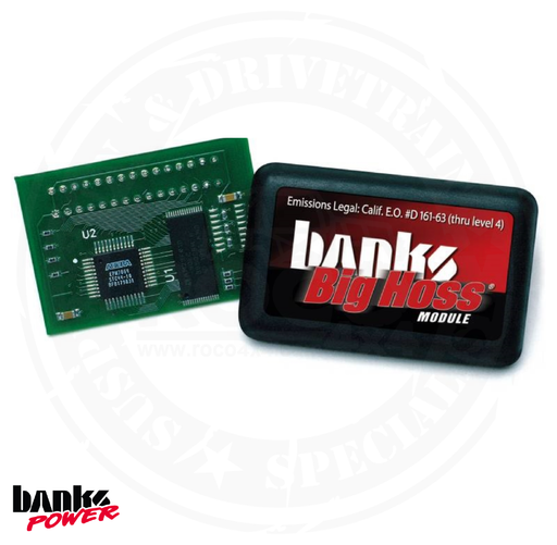Banks Power Big Hoss Module - 66505