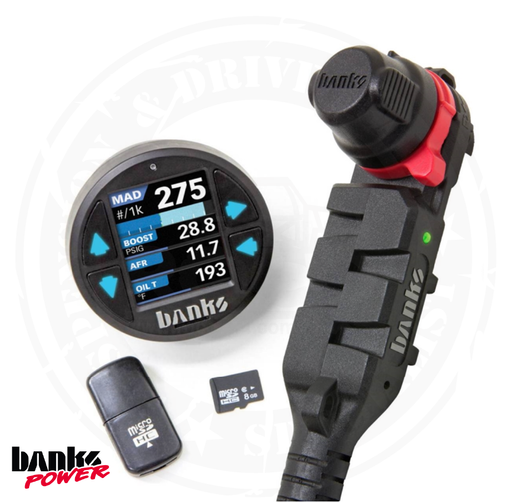 Banks Power Derringer Tuner with iDash 1.8 DataMonster - 66787