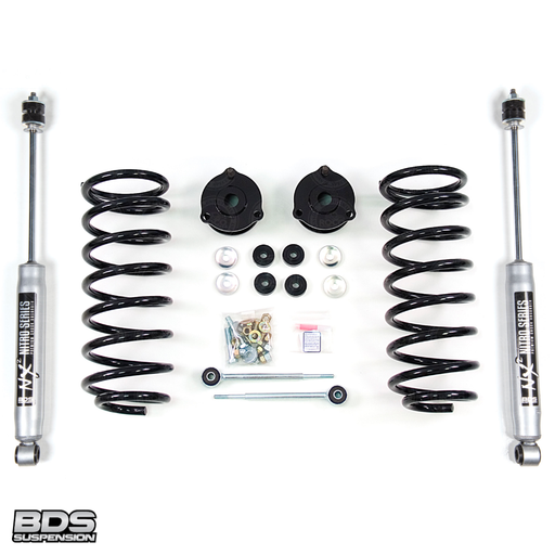 "BDS Suspension 3"" Strut Spacer Lift Kit - 2010-2018 Toyota 4Runner 4WD - 809H"