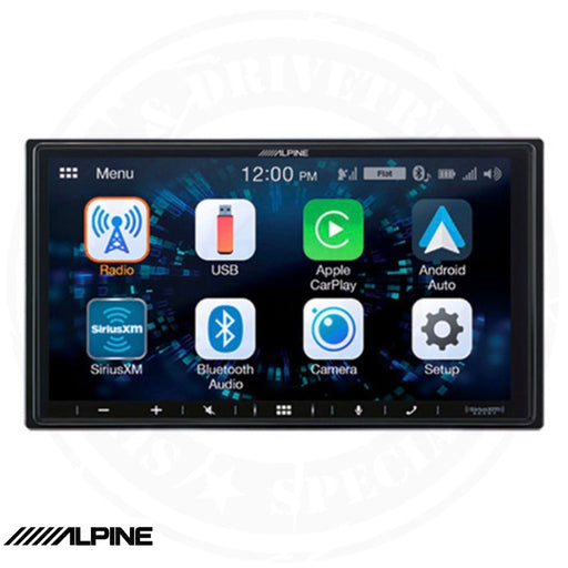 ALPINE 7-Inch Shallow-Chassis Multimedia Receiver with PowerStack™  - ILX-W650