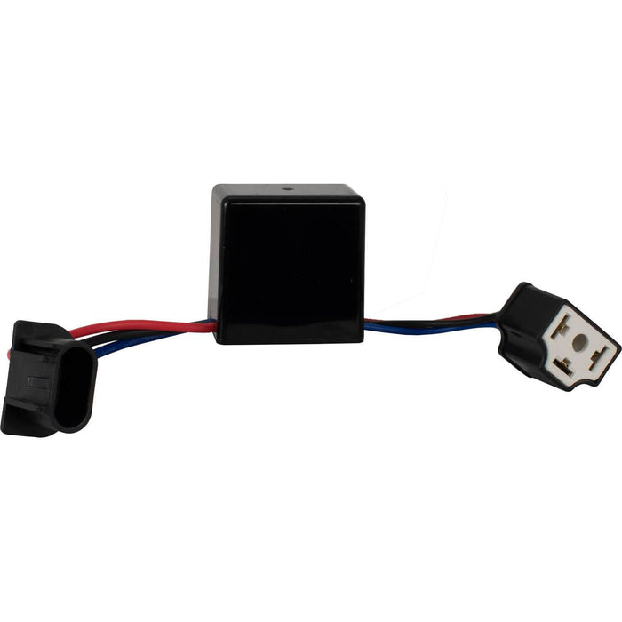 Single Canbus Integration Adapter for LED Headlights for VX Headlights With H13 Plug To Vehicle (H4 To Light)