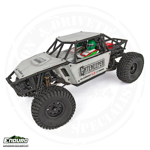 Enduro Gatekeeper Rock Crawler/Trail Truck Builder's Kit - 40110