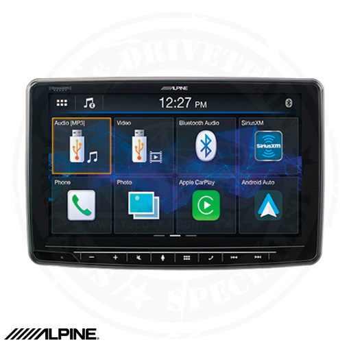ALPINE Halo 9 Apple Carplay & Android Auto ILX-F259