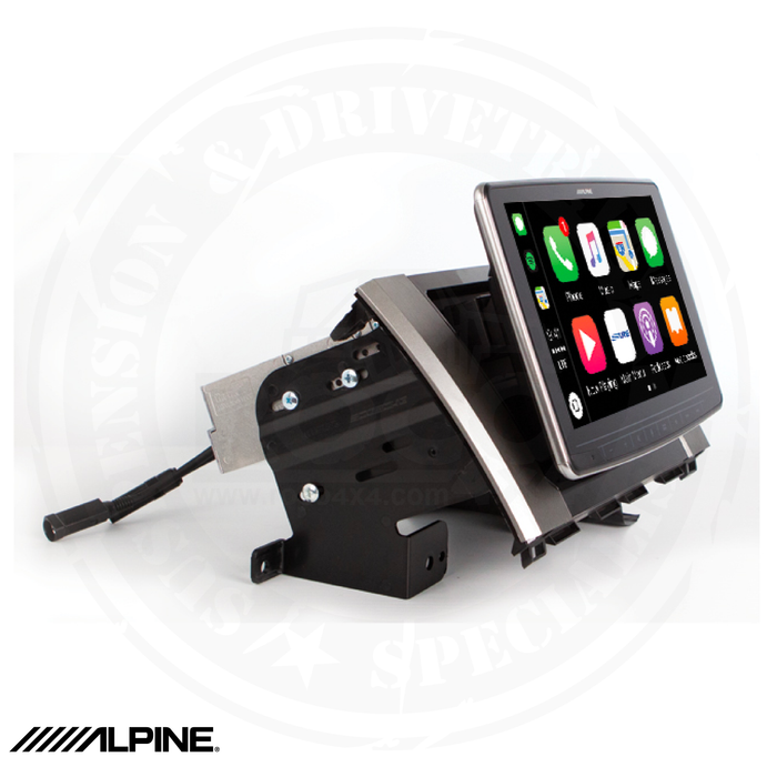 ALPINE 9-Inch Halo9 Plug and Play Dash Kit for 2014-2019 Toyota Tundra