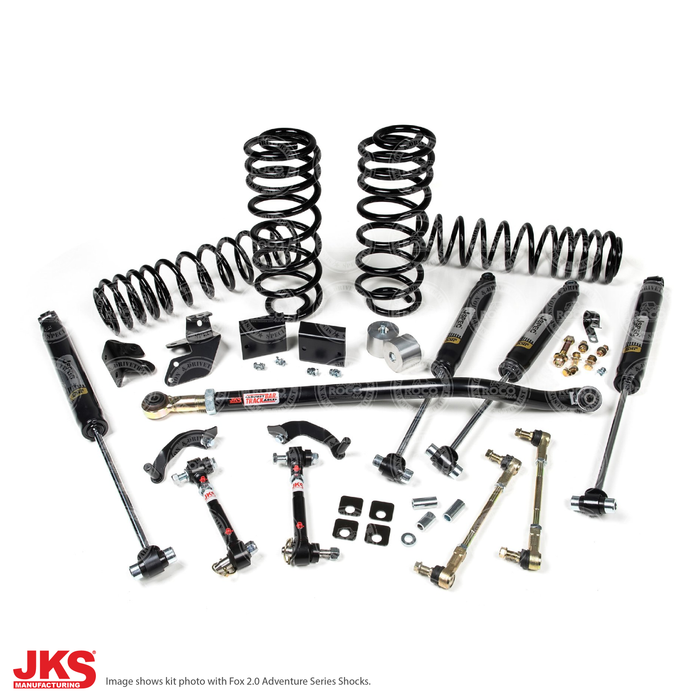 "J-Rated 2.5"" Suspension System 