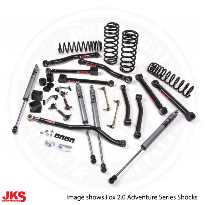 "JKS 2.5"" Suspension System 