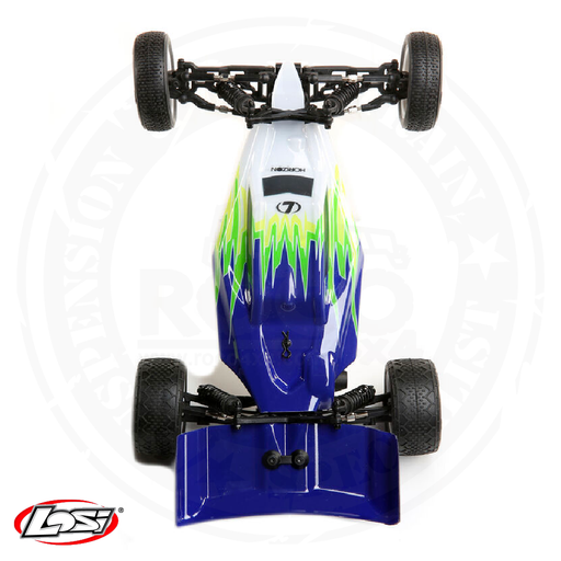 LOSI 1/16 Mini-B Brushed RTR 2WD Buggy - LOS01016