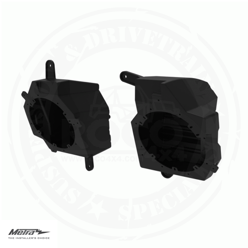 Metra Replacement Speaker Pods Jeep Wrangler (JL) 2018, Wrangler - JP-1014