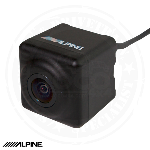ALPINE High Dynamic Range (HDR) Rear View Backup Camera - HCE-C1100