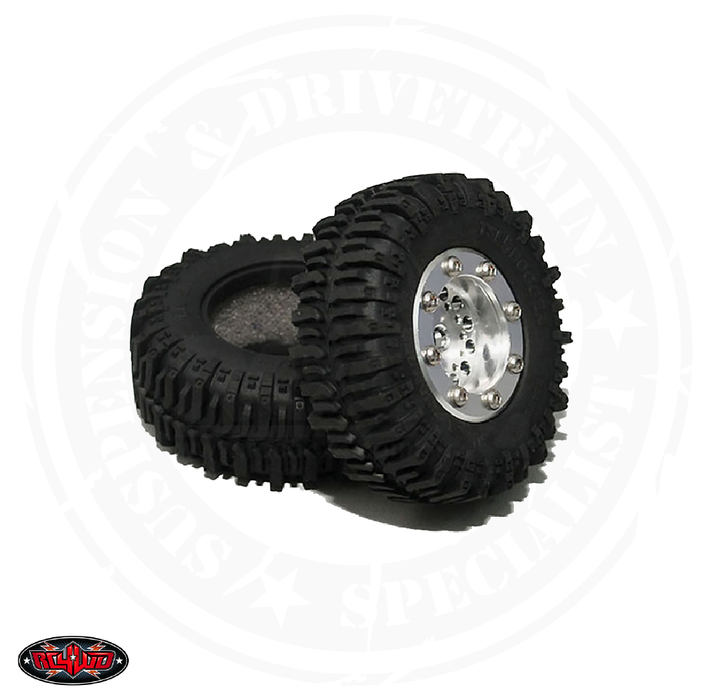 "RC4WD Interco Super Swamper TSL / Bogger 1.0"" Micro Crawler Tires (Pair) - Z-T0069"