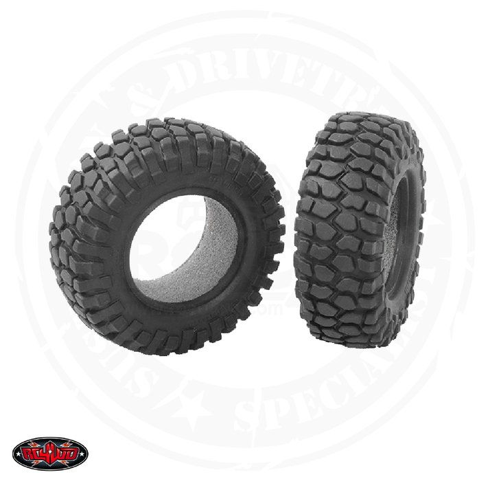 "RC4WD Scrambler Offroad 1.0"" Scale Tires - Z-T0146"