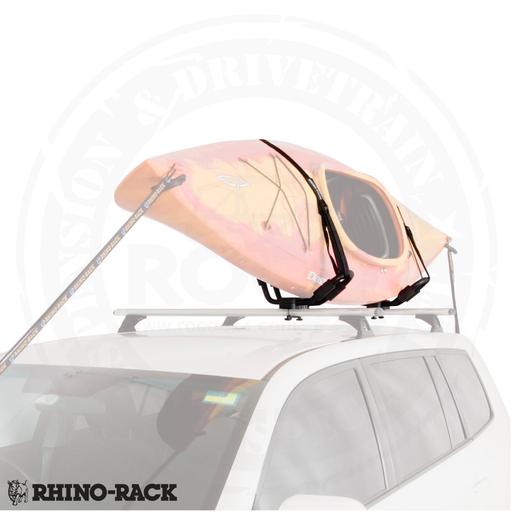 RHINO-RACK Fixed J Style Kayak Carrier