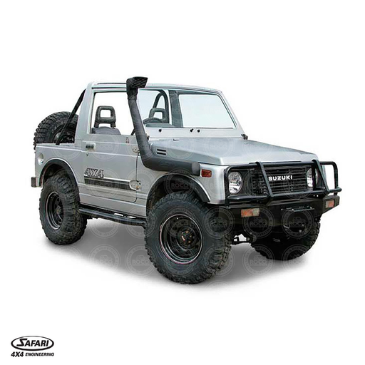 Safari 4X4 Engineering SNORKEL for the Suzuki Samurai/Sierra/Gypsy 01/1984 - 12/1997 1.3L Petrol