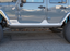 Jeep JK Rocker Guards 4 Door Aluminum