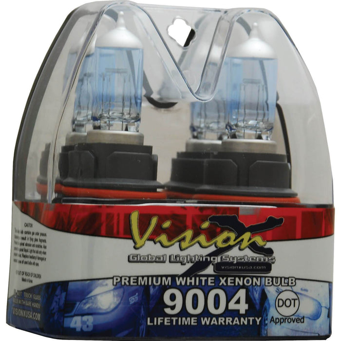 Superwhite Bulb Set 9004 45/65 Watt Hi/Low